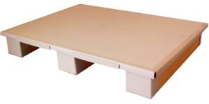 錦美單插式紙棧板