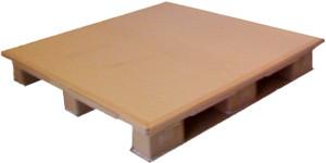 錦美雙插式紙棧板