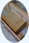 Detail of a CMP paper pallet