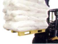 พาเลทกระดาษสามารถใช้ขนย้ายถุงวัสดุน้ำหนักมากได้